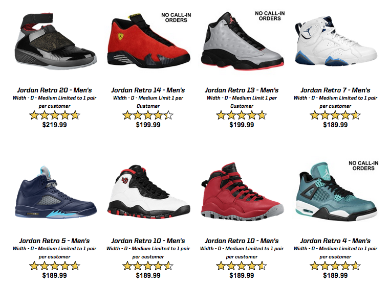 ce0b66b7bb7 Eastbay Has a Major Air Jordan Restock Happening Tomorrow Air Jordan XI ...